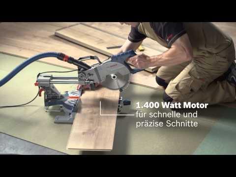 Bosch Paneelsäge GCM 800 SJ Professional