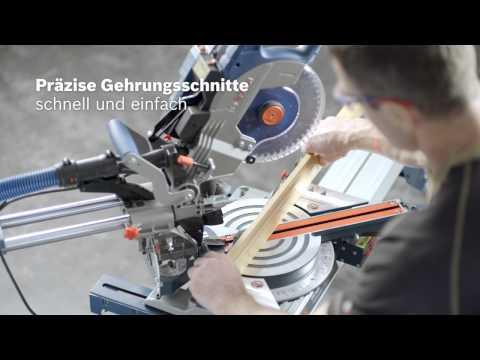 Bosch Kapp- und Gehrungssäge GCM 8 SDE Professional