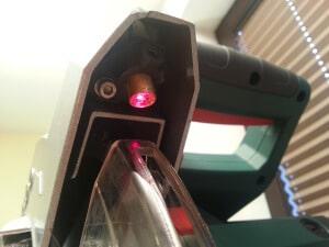 Metabo Kappsäge KGS 254 M Laser