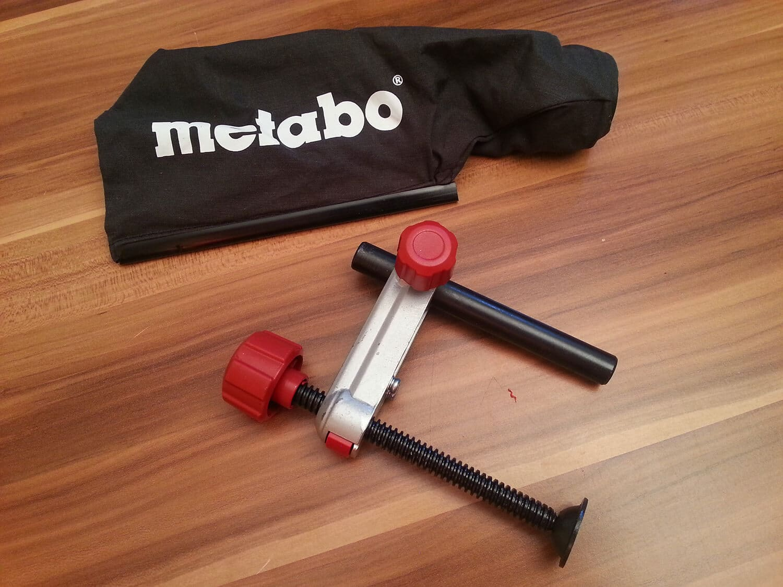 metabo kappsäge kgs 254 m im test + bewertung