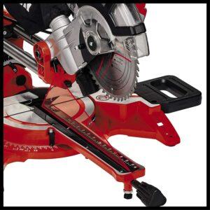 Einhell TC-SM 2131-1 Dual Darstellung Laser